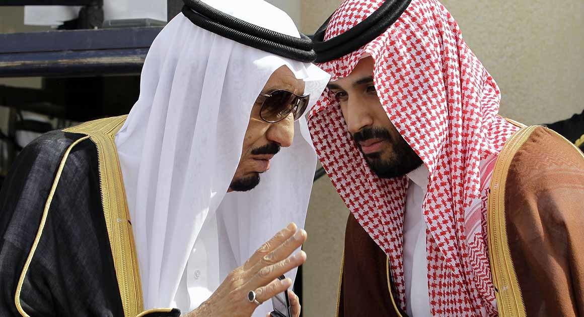 الملك سلمان بن عبد العزيز وولى العهد الأمير محمد بن سلمان - أرشيفية