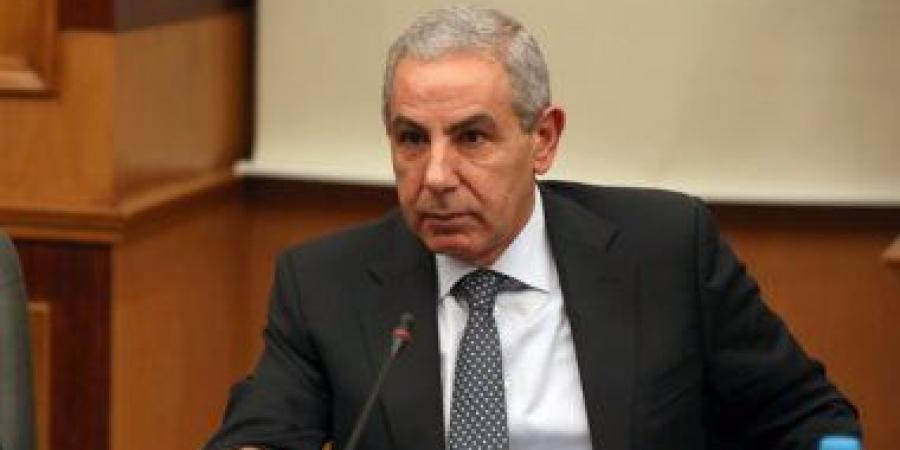 وزير التجارة المصرية طارق قابيل
