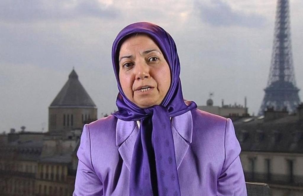 ممثلة المجلس الوطني للمقاومة الإيرانية دولت نوروزي
