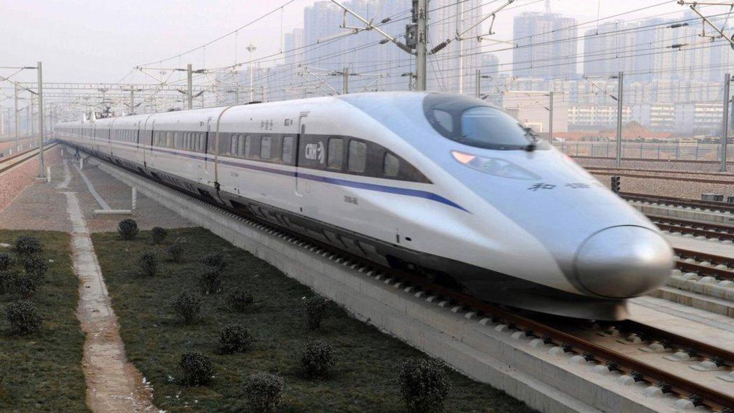 السكك الحديد الصينية