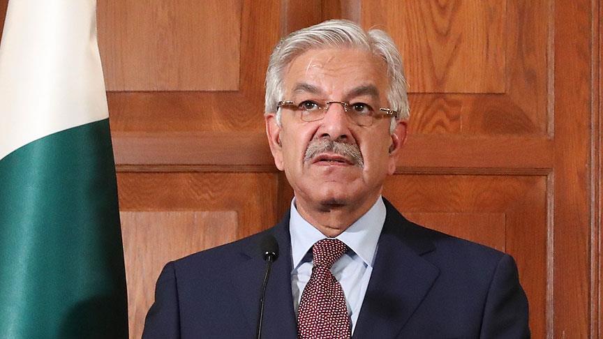وزير الخارجية الباكستاني، خواجة محمد آصف