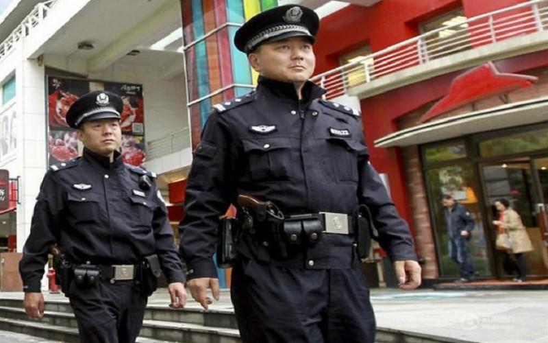 السلطات الصينية