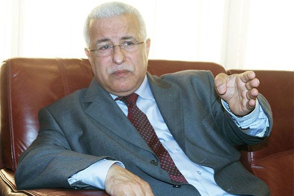 محمد بن مرادي وزير التجارة الجزائري