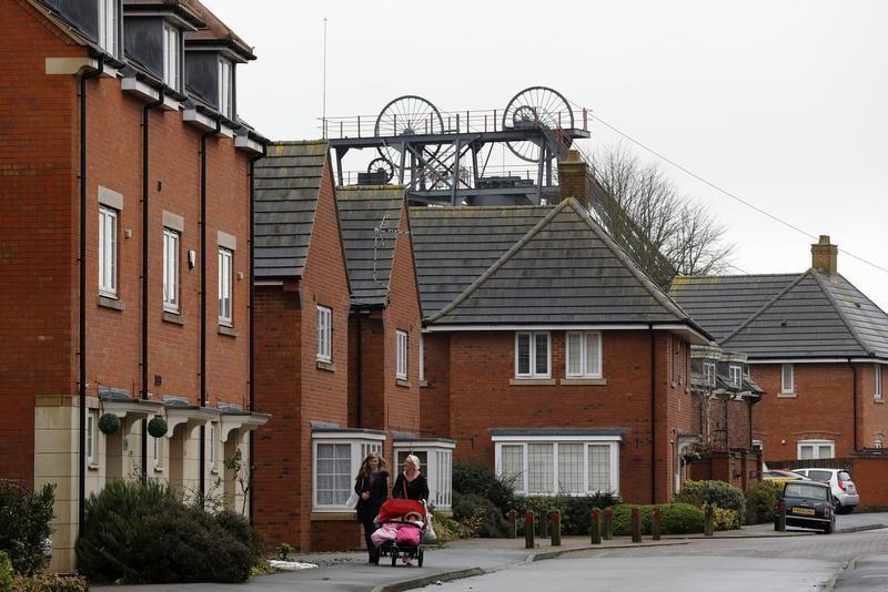 المنازل البريطانية