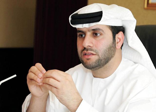 الدكتور أحمد مبارك المزروعي