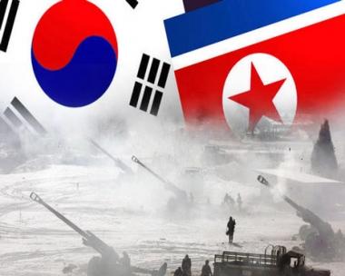 كوريا الجنوبية والشمالية
