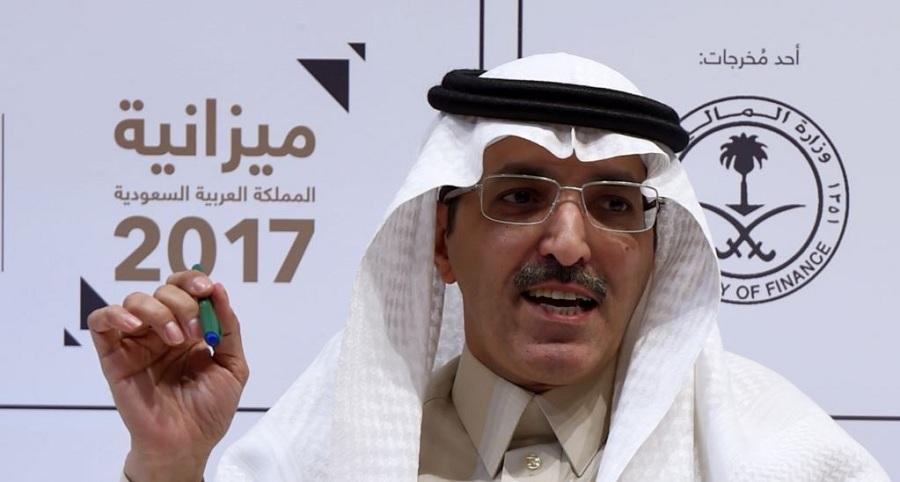 وزير المالية محمد الجدعان
