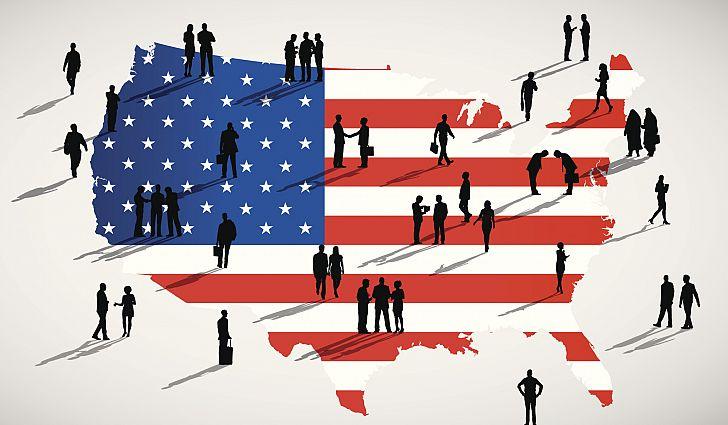 الوظائف الأمريكية