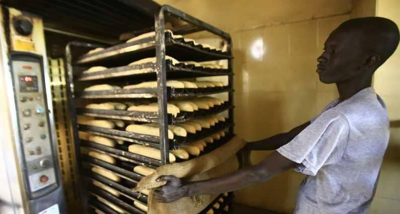 المخابز في السودان
