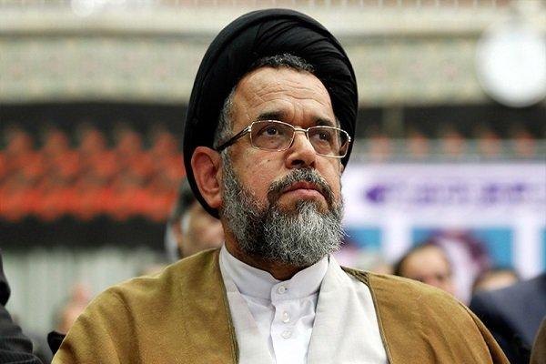 وزير الأمن الإيراني