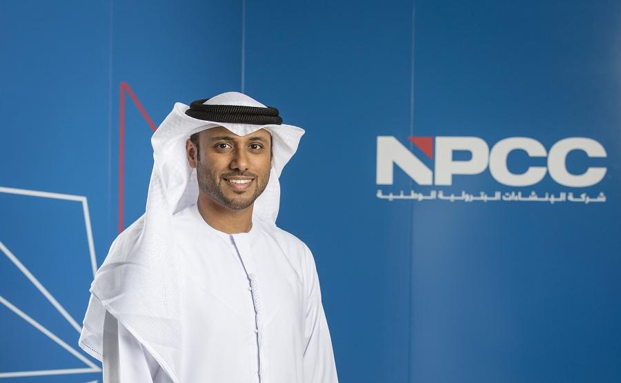 أحمد الظاهري رئيسا تنفيذيا لشركة الإنشاءات البترولية الوطنية