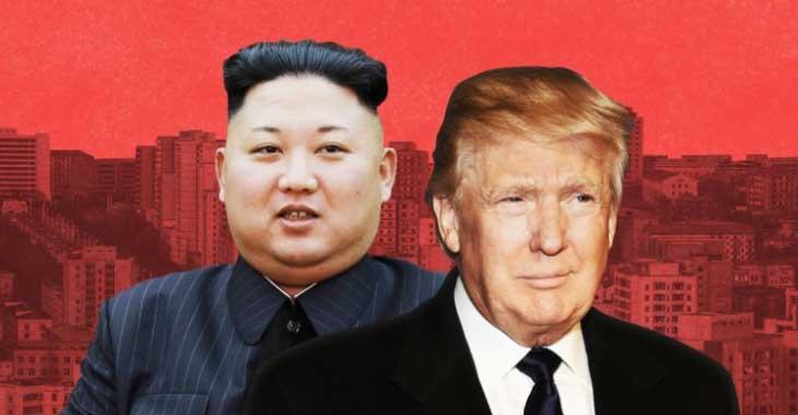 ترامب مستعد للتحدث هاتفيا مع نظيره الكوري الشمالي