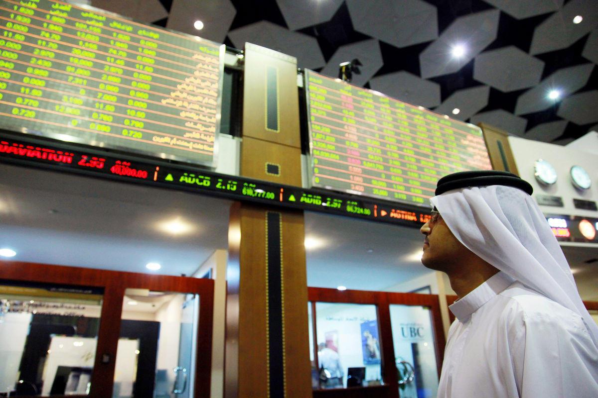 ارتفاع الأسهم السعودية
