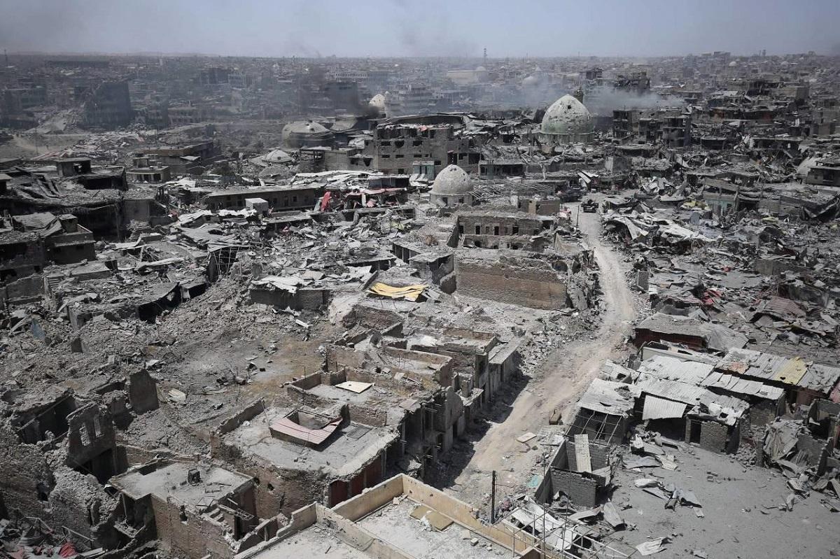 إعمار العراق
