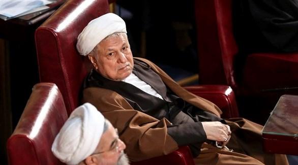 الرئيس السابق رفسنجاني