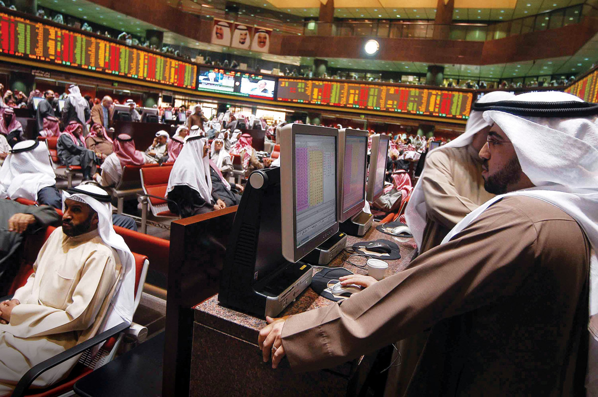 بورصة الكويت