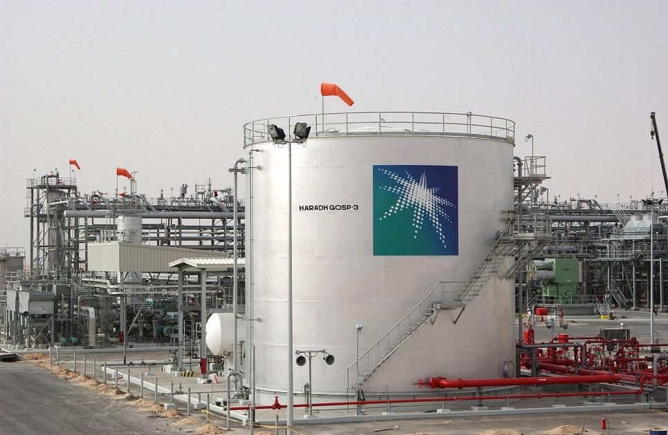 إحدى المواقع التابعة لشركة النفط العملاقة ارامكو - أرشيفية