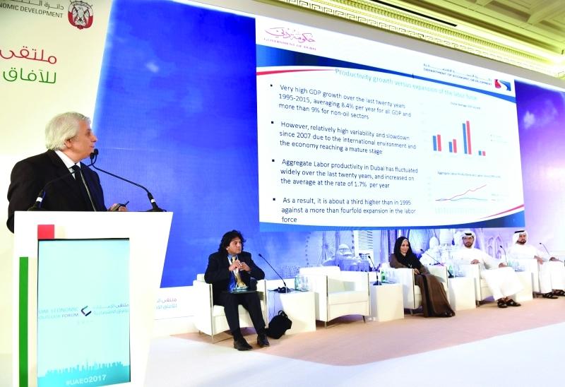 ملتقى الإمارات للآفاق الاقتصادية