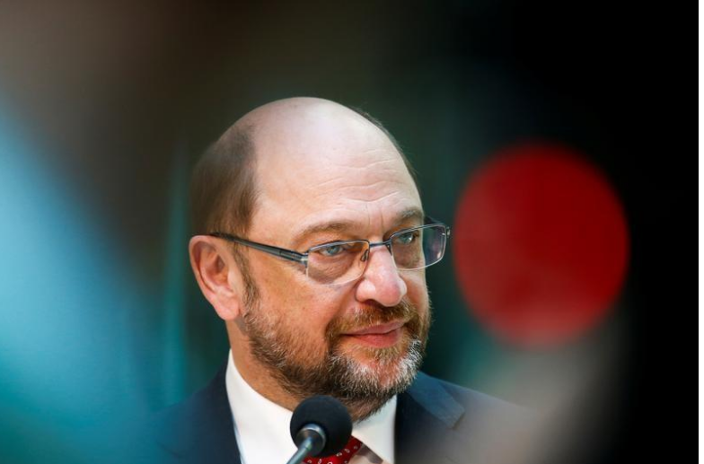 زعيم الحزب الديمقراطي الاشتراكي مارتن شولتز