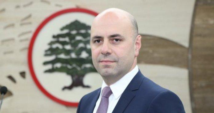 نائب رئيس مجلس الوزراء وزير الصحة غسان حاصباني