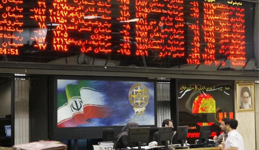 البورصة فى طهران (أرشيفية)