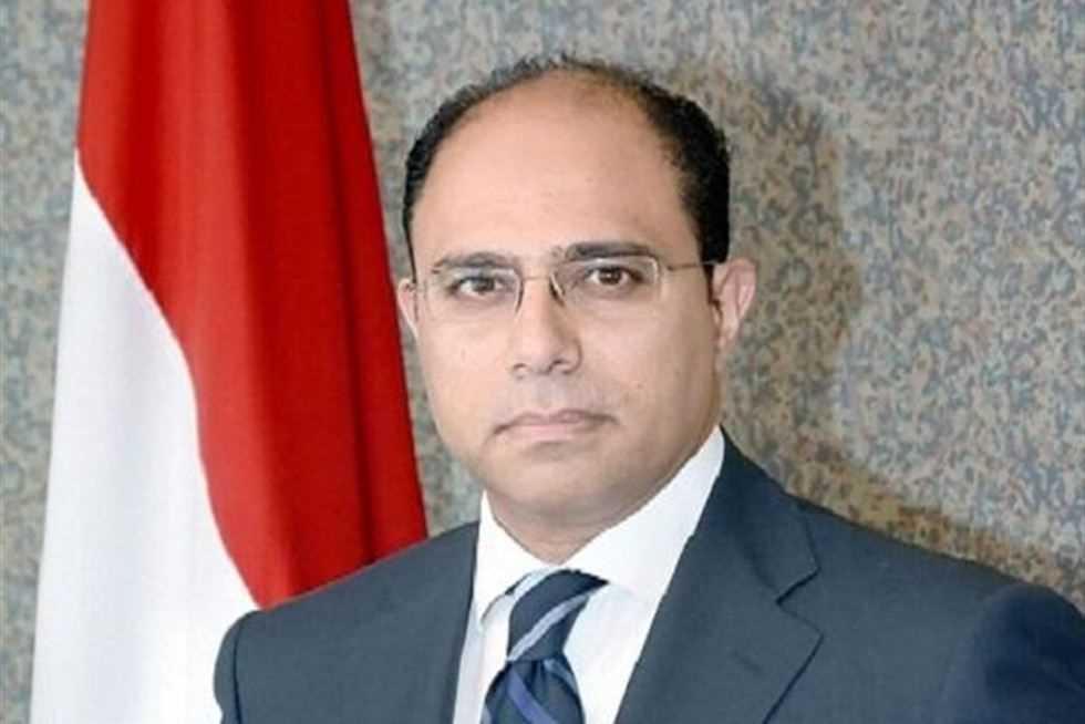 المستشار أحمد أبوزيد المتحدث الرسمي باسم وزارة الخارجية المصرية