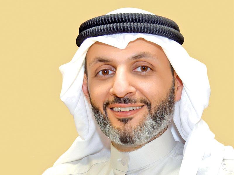 الرئيس التنفيذي لشركة البورصة خالد الخالد
