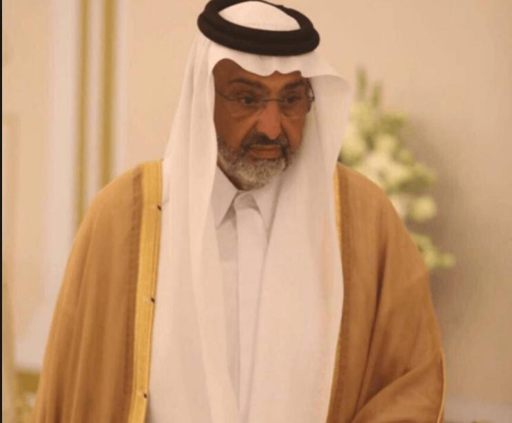 الشيخ عبدالله بن علي آل ثاني