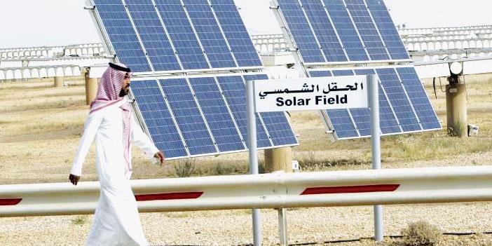 إحدى المحطات الشمسية