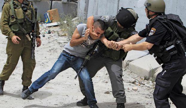 عنف الاحتلال الاسرائيلى