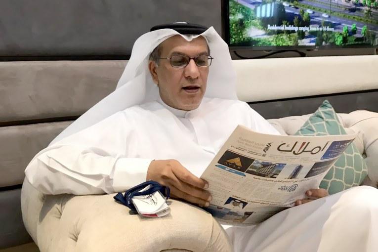 سعيد القطامي الرئيس التنفيذي لشركة