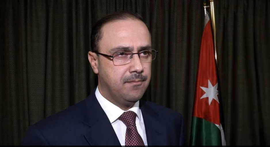 المتحدث الرسمي باسم الحكومة الأردنية محمد المومني