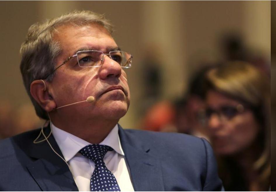 عمرو الجارحي وزير المالية المصري