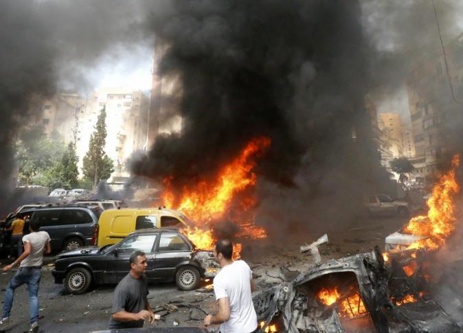 انفجار بالعراق .. صورة ارشيفية