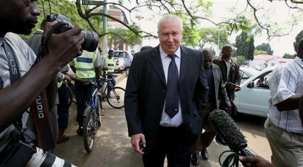 الزعيم الزيمبابوي المعارض روي بينيت