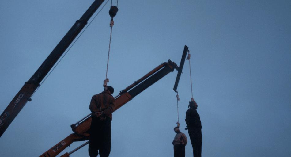 إعدامات نفذها النظام الإيراني