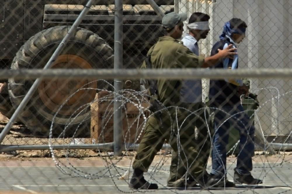 معتقل فلسطيني في سجون الاحتلال الإسرائيلي