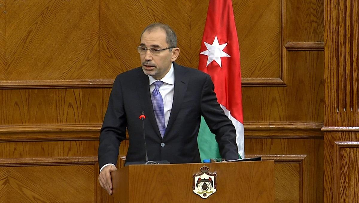 أيمن الصفدي وزير الخارجية وشؤون المغتربين الأردني