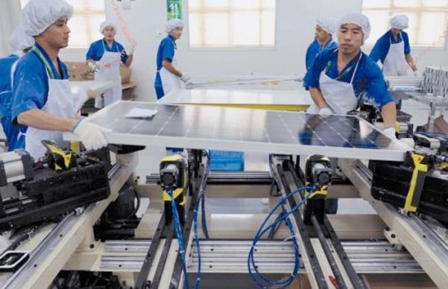 منتجات الطاقة الشمسية