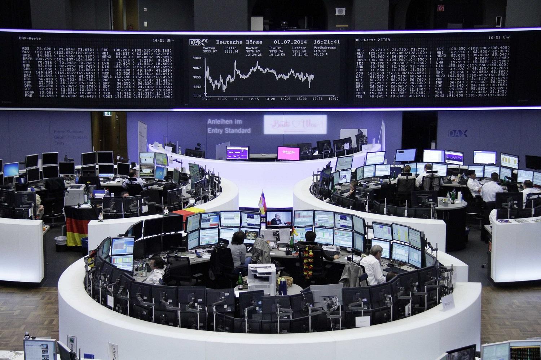 الأسهم الأوروبية تغلق على انخفاض