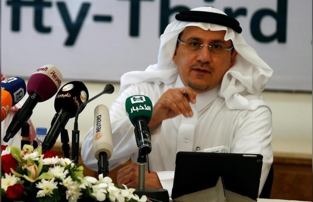 محافظ مؤسسة النقد العربي السعودي (البنك المركزي) أحمد الخليفي