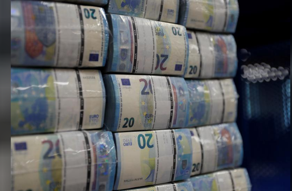 أوراق نقد فئة العشرين يورو في فيينا