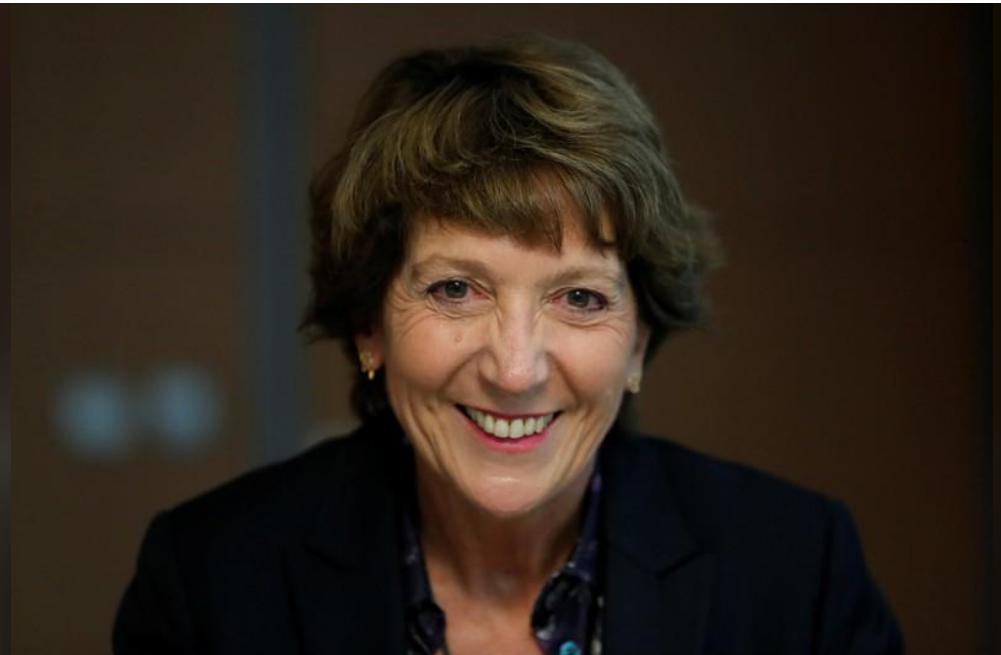 ستيفاني باليز الرئيسة التنفيذية لشركة اليانصيب الوطنية في فرنسا