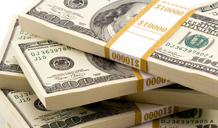 الدولار الأمريكي