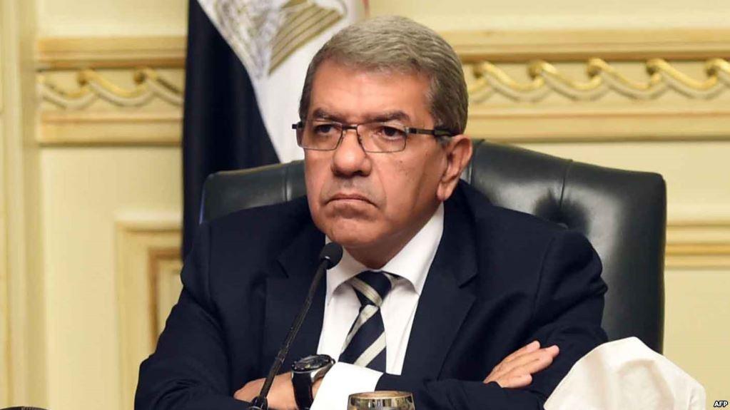 وزير المالية المصرى عمرو الجارحى
