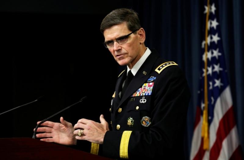 قائد القيادة المركزية الأمريكية الجنرال جوزيف فوتيل