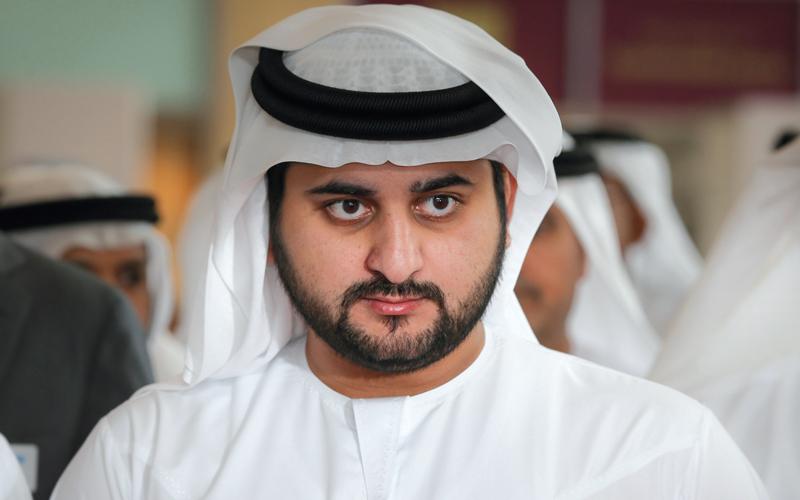 الشيخ مكتوم بن محمد بن راشد آل مكتوم