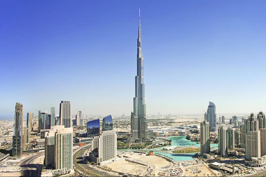 مليار درهم قيمة تصرفات العقارات في دبي