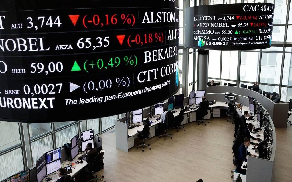 الأسهم الأوروبية تغلق