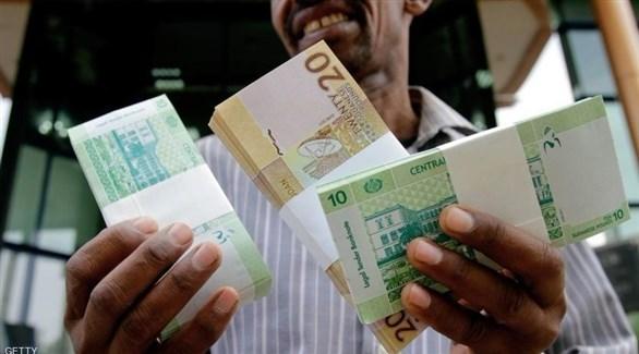 الجنيه السوداني يتراجع في السوق السوداء